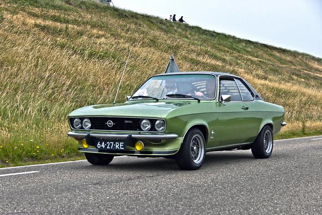 Opel Manta A 1971 (7264)