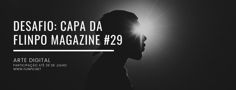 Votação do Desafio: Capa da FMAGAZINE #29
