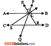 KSEEB Solutions for Class 8 Maths Chapter 3 Axioms, Postulates and Theorems Additional Questions 3