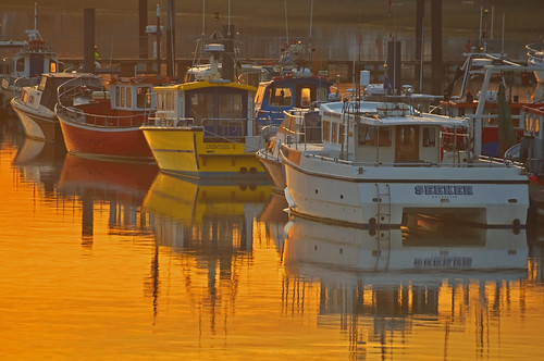 rochester kent boat sunset river medwey uk andreapucci