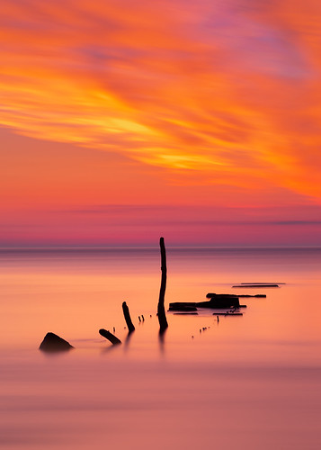longexposure nature vertical sunrise davidhoefler morning water outside outdoors rocks smooth nopeople canonef135mmf2lusm bwnd1000x canoneos5dmarkiv