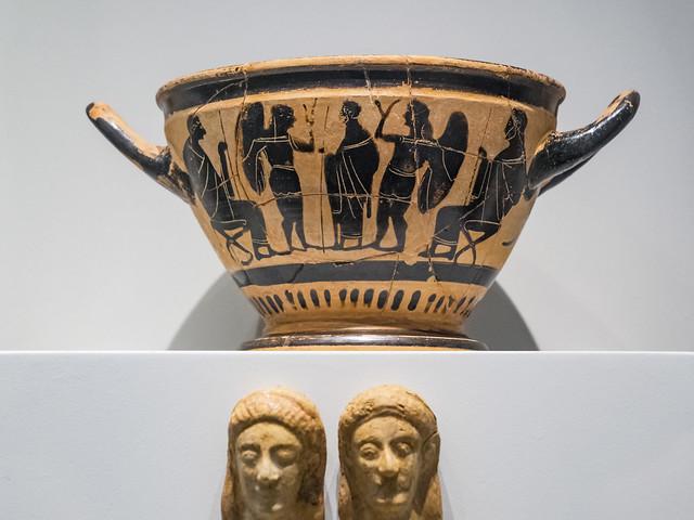 Archontiko Necropolis – Burial offerings - XIII