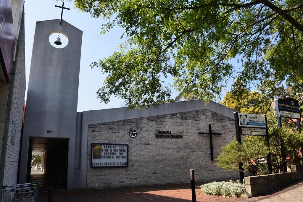 Uniting Church, Jannali, Sydney, NSW.