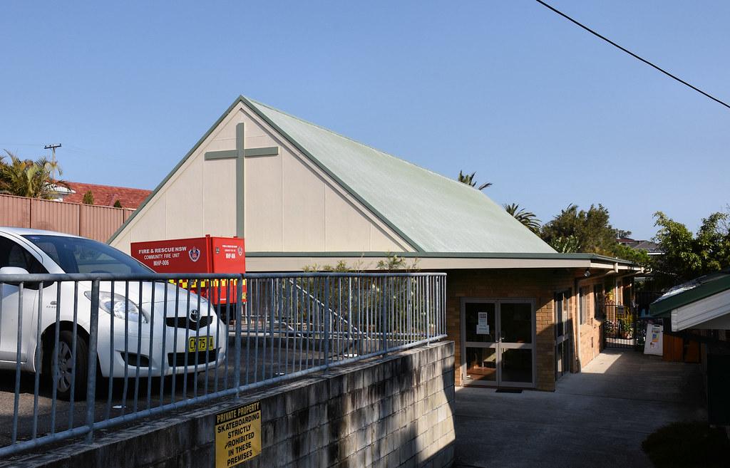 Community Church, Como, Sydney, NSW.