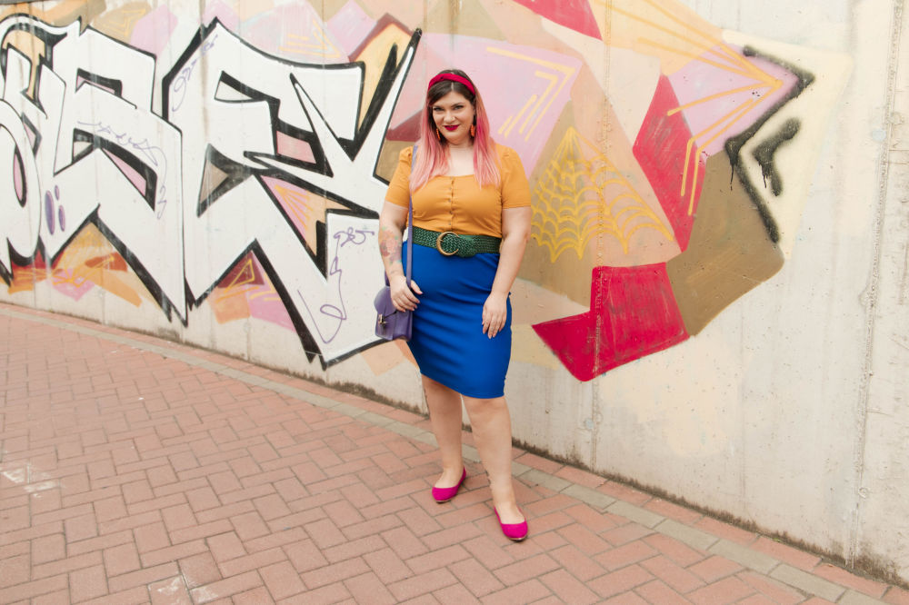 outfit plus size curvy arcobaleno (2)