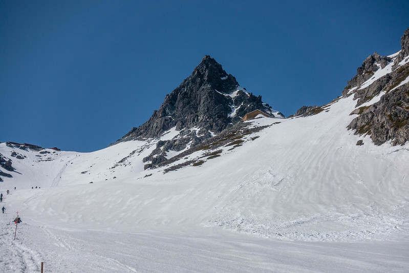 ゴールデンウィークの槍ヶ岳登山