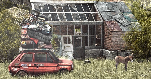 The Abandoned GreenHouse