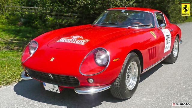 1965 Ferrari 275 GTB2 (c) 2020 Bernard Egger rumoto images EC07159 cc