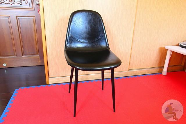 Como科莫設計皮革餐椅