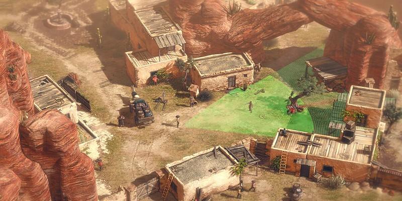 Desperados III gameplay 2