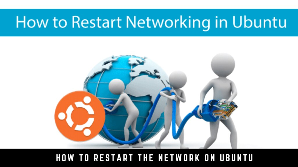 How to restart the network on Ubuntu