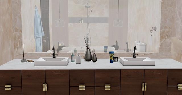 Bathroom Blog post (Client list open)