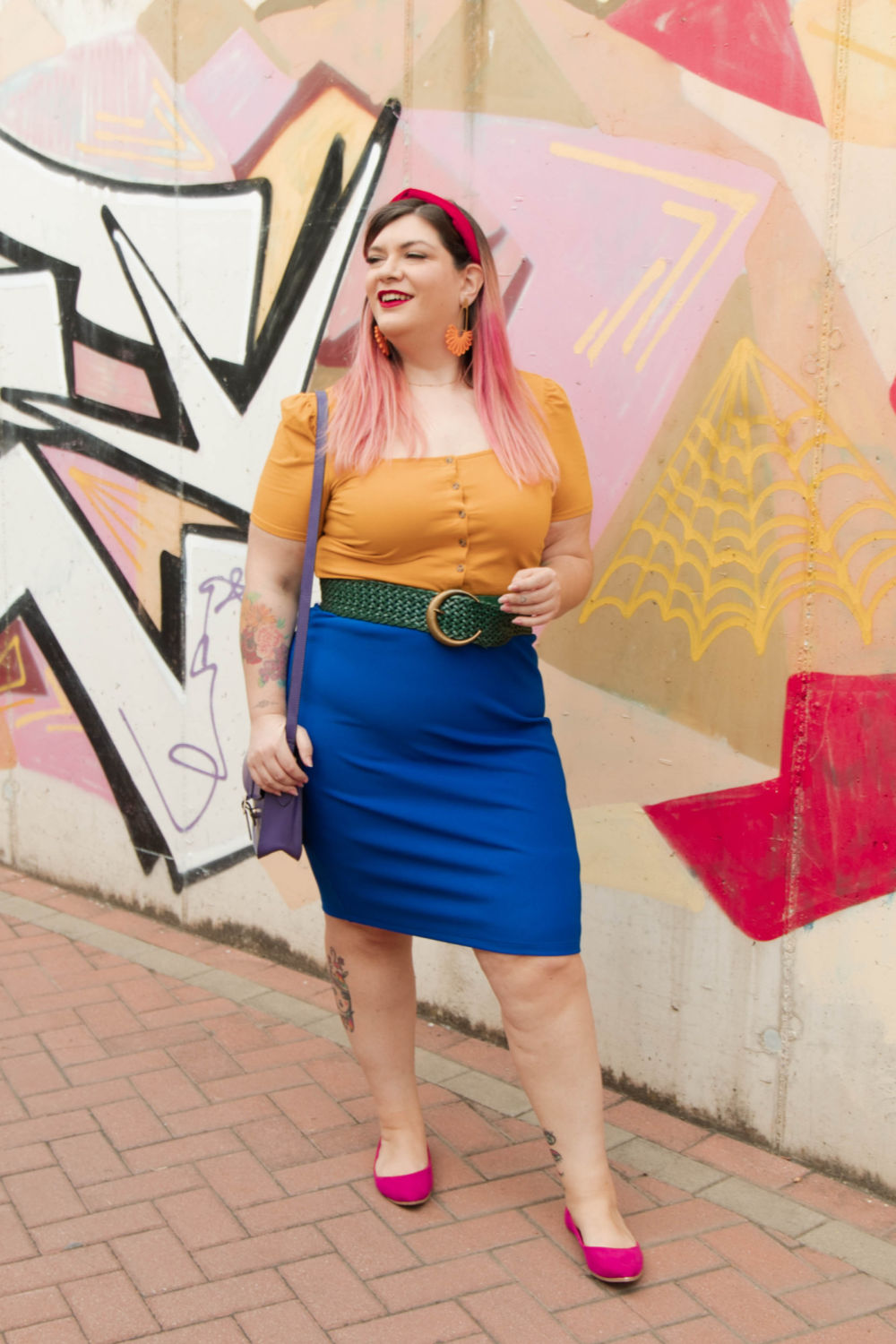 outfit plus size curvy arcobaleno (5)