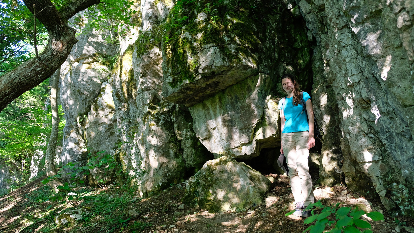 Kű völgy, Balaton Uplands National Park, Hungary