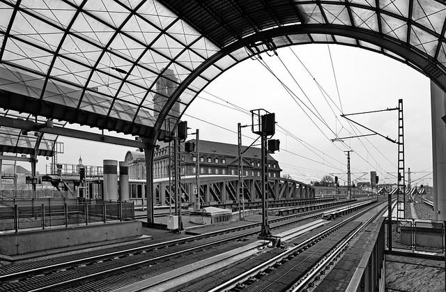 Berlin Spandau railway station