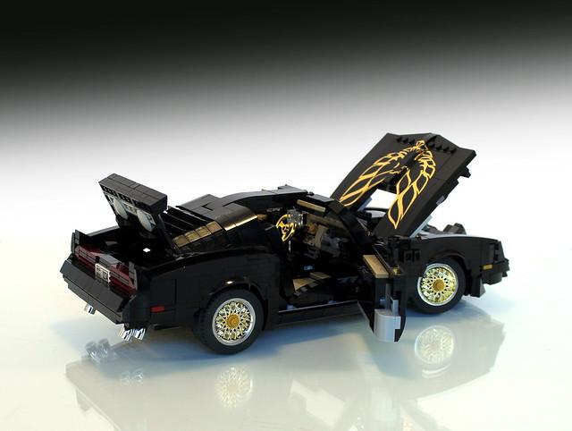 LEGO Pontiac Trans Am Firebird