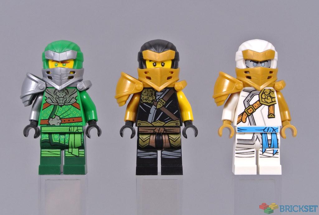 Lego 50 New Black Minifigure Armor Breastplate Shoulder Spikes Ninjago Parts