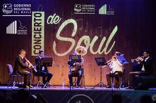 Concierto de Soul