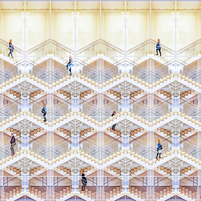 MoMA Labyrinth
