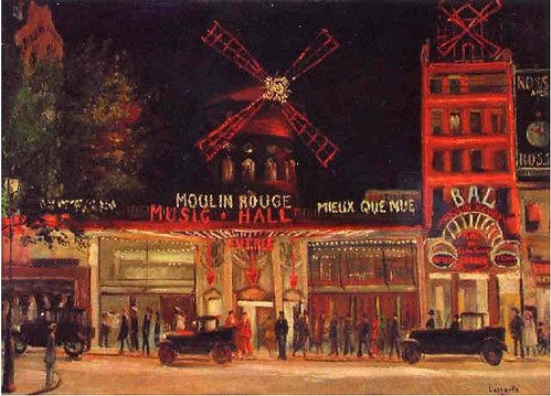 Le Moulin Rouge (1925) | by rperezllano