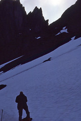 Ascending Mount Constance
