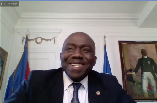 Haiti Assumes Chair of Inter-American Council for Integral Development (CIDI) of the OAS