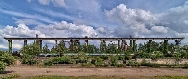 Overhead crossing / Gleissteg