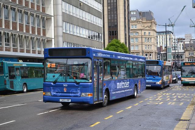 503, CA03VRF, Cardiff