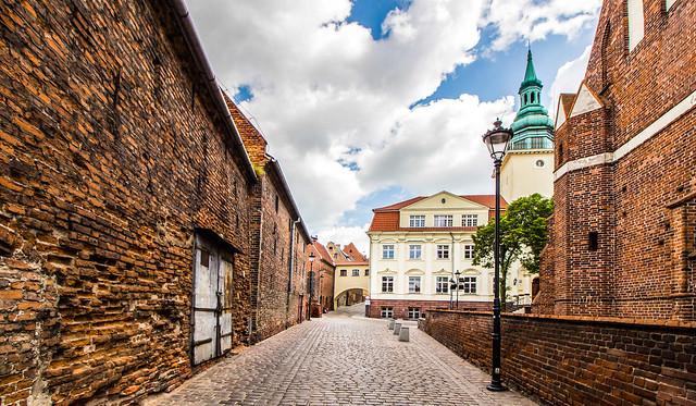 Altstadt von Graudenz an der Weichsel