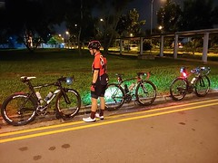 Night ride 29 June