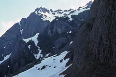 Descending Mount Constance