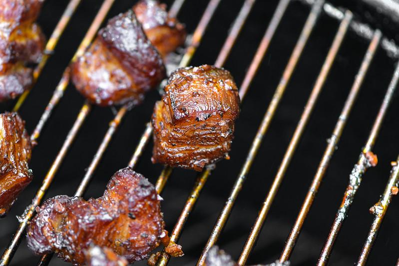 Pork Belly Burnt Ends Banh Mi