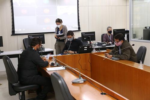 5ª Reunião Extraordinária - Comissão de Legislação e Justiça