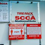 SCCA Covid Notices