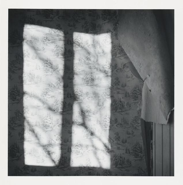 Window/Darkroom print