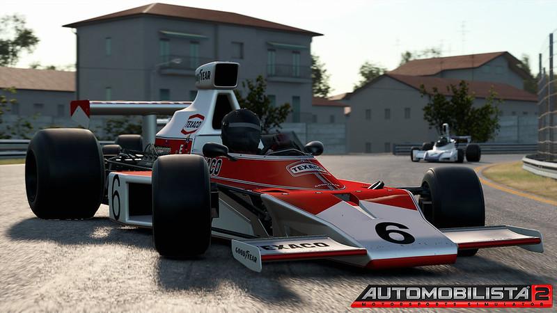 Automobilista 2 - June 2020 Development Update