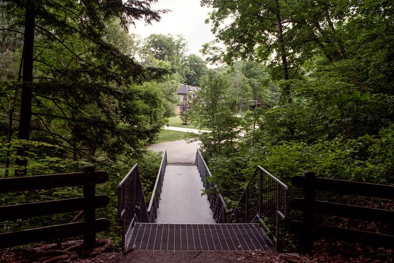 Bridge Across Wedgewood Creek_