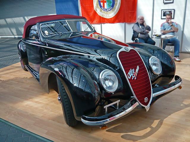 Alfa Romeo 6C 2500 Sport Cabriolet 'Superleggera' 1939 (1010599)