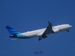Garuda Indonesia A330-900 (F-WWCD PK-GHI MSN1959)
