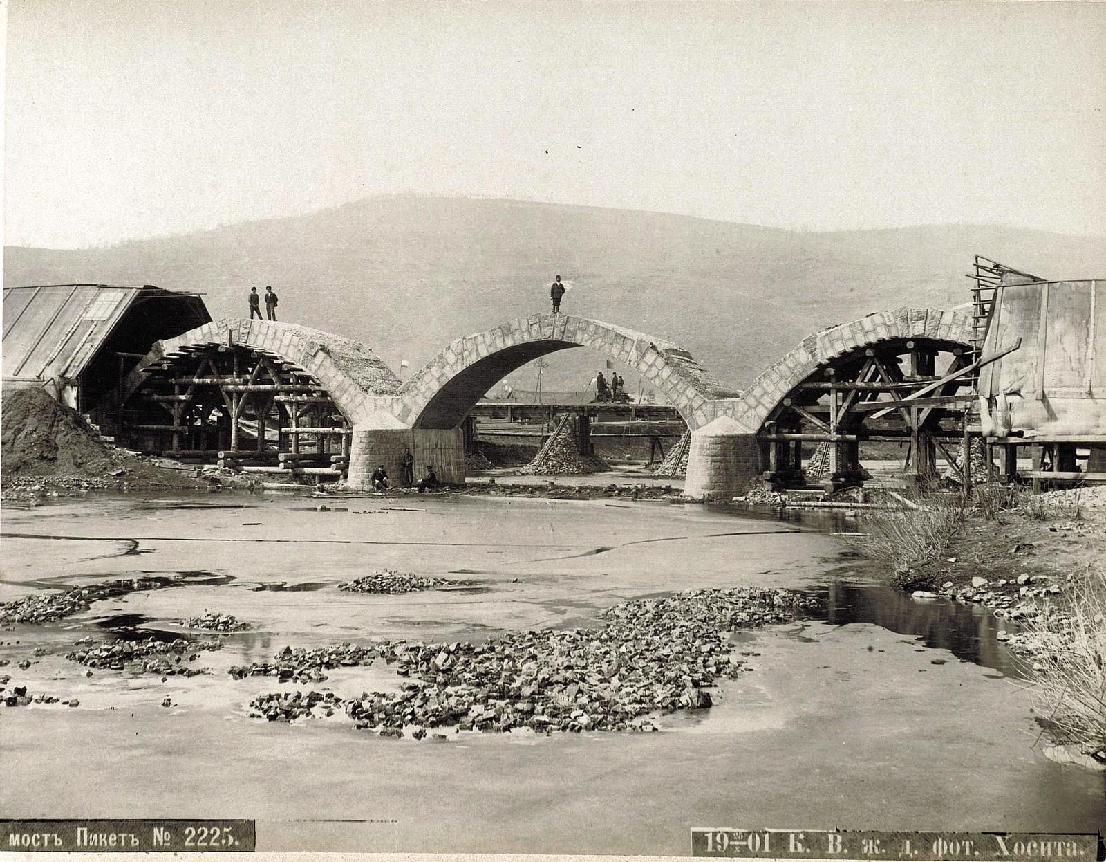 24. Мост. Пикет №2225