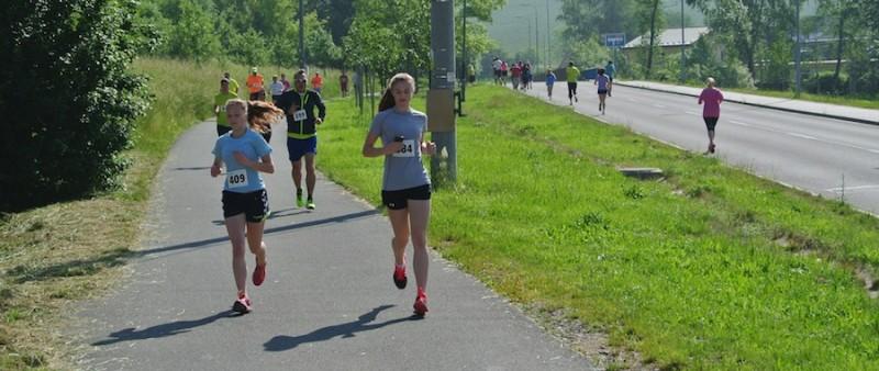 V sobotu se v Přílukách koná pátý letošní zlínský dvoumílový běh