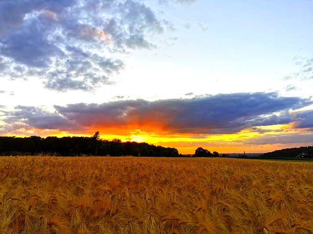 Sunset im Ruhrpott