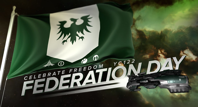 Federation Day Poster