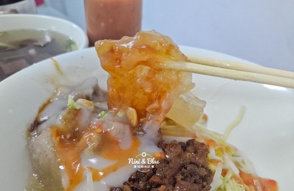 大頭肉圓 龍井美食05