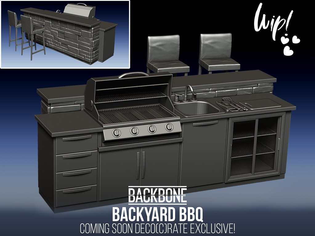 Deco(c)rate Special Edition: BackBone!