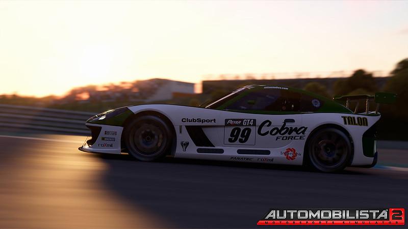 Automobilista 2 Release Version