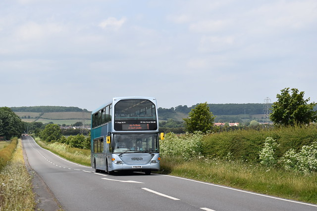 Nottingham City Transport 925