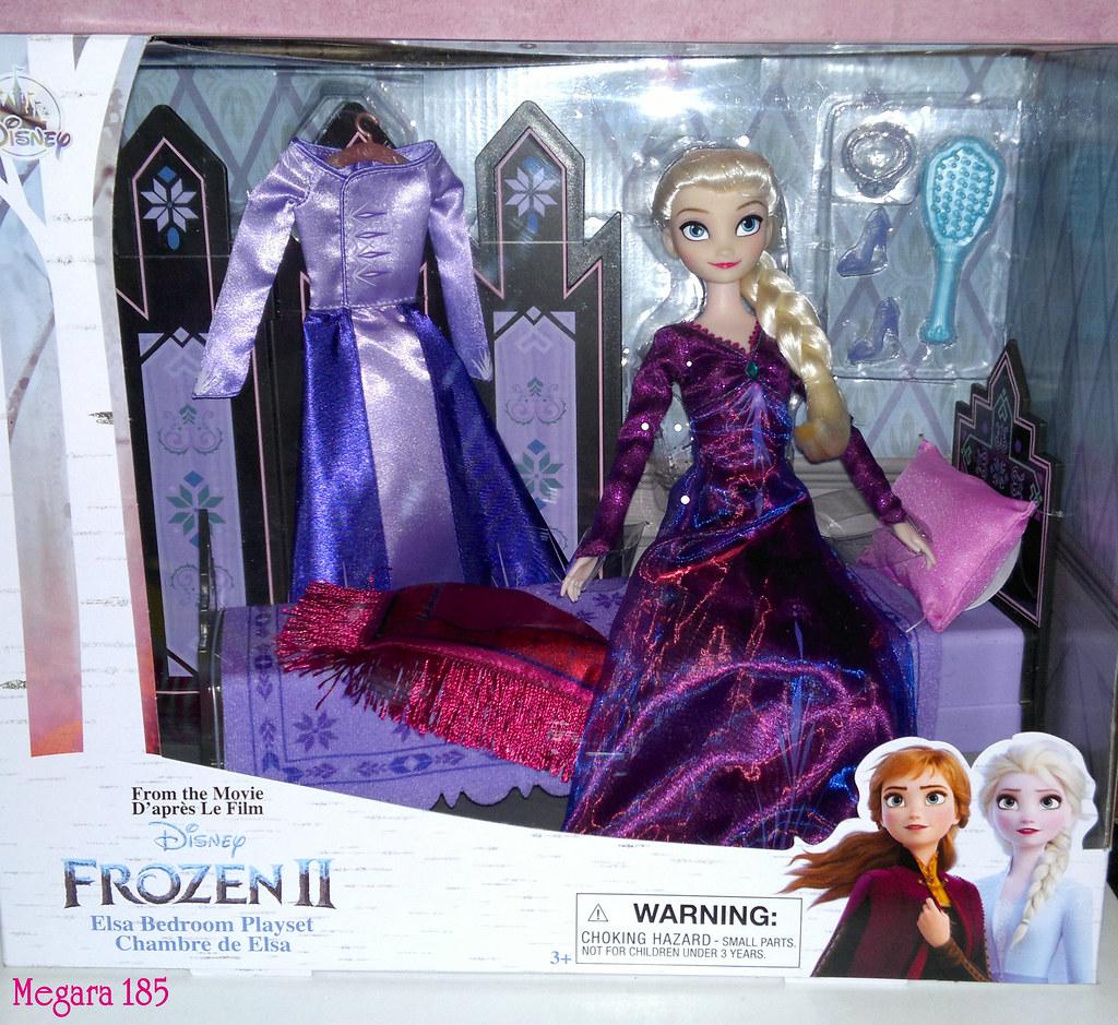 2020 Elsa Bedroom Playset Frozen 2 Story Accessories Flickr