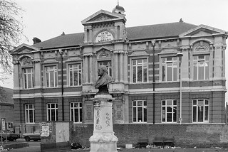 Tate Library, Brixton Oval, Brixton, Lambeth, 1987 87-2o-26-positive_2400