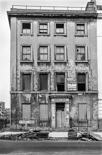 Warwick House,Great Russell St, Holborn, Camden, 1987 87-2l-43-positive_2400